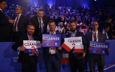 Finał kampanii wyborczej w Chełmie