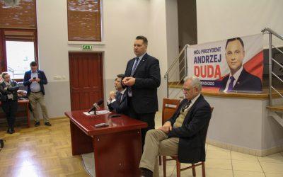 Podpisy dla Prezydenta Andrzeja Dudy