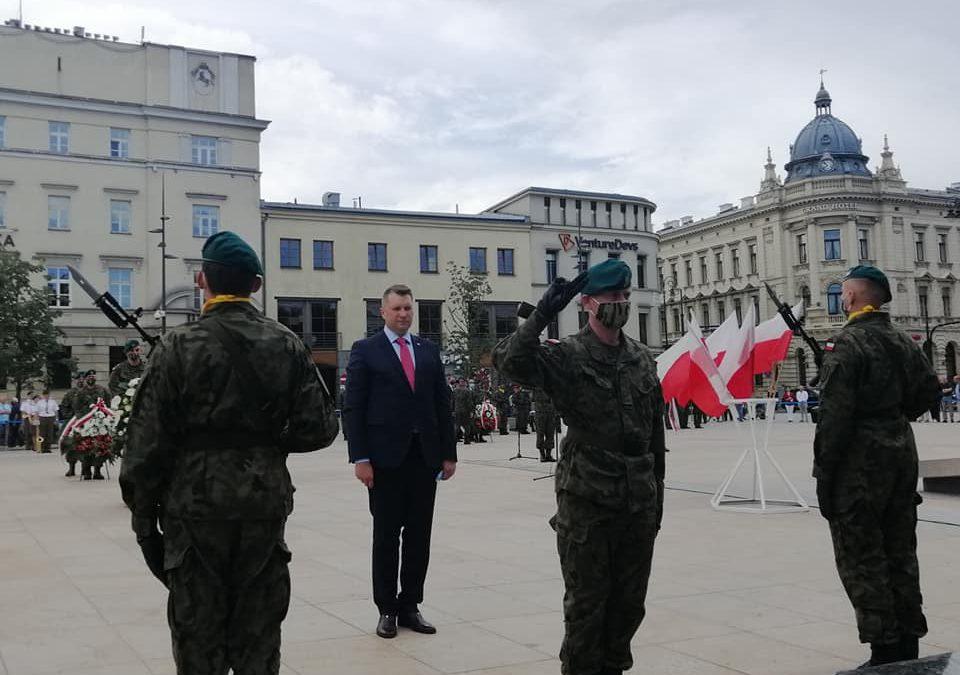Lubelskie obchody 100. rocznicy wybuchu Bitwy Warszawskiej