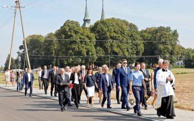 Uroczystości w gminie Radecznica