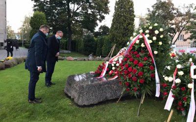 36. rocznica porwania oraz męczeńskiej śmierci księdza Jerzego Popiełuszki