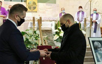Uroczystości pogrzebowe śp. Elżbiety Sargowickiej