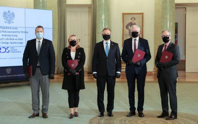 Minister Przemysław Czarnek powołany w skład Rady Dialogu Społecznego