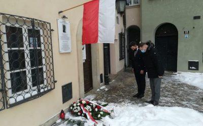 Obchody 17. rocznicy śmierci gen. Ryszarda Kuklińskiego