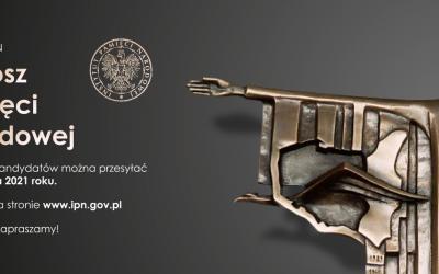 XX edycja Nagrody Kustosz Pamięci Narodowej