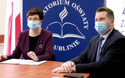 Informator przygotowany przez kuratorium w Lublinie to cenne narzędzie