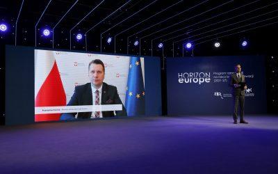 Polska ma bardzo wyraźnie wskazany cel w Horyzoncie Europa