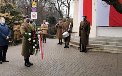 Inauguracja obchodów Narodowego Dnia Pamięci Żołnierzy Wyklętych