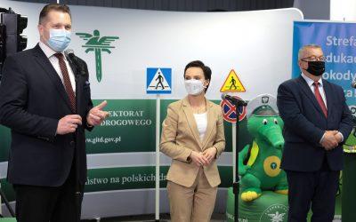 Lekcja bezpieczeństwa ruchu drogowego dla dzieci z polskich szkół za granicą