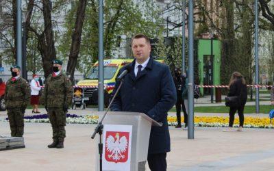 Konstytucja 3 Maja była pisana w województwie lubelskim. Niech ta duma przepełnia nasze serca.