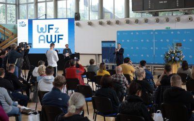 """""""WF z AWF"""" – inauguracja szkoleń dla nauczycieli"""