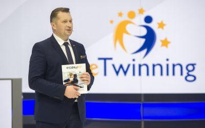 Ceremonia rozdania nagród eTwinning 2021