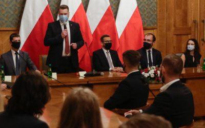 Spotkanie w ramach Kolegium Legislacji