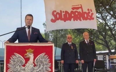41. rocznica Strajku Lubelskich Kolejarzy