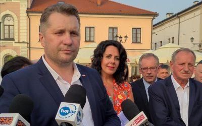Polski Ład – spotkanie z mieszkańcami Żywca