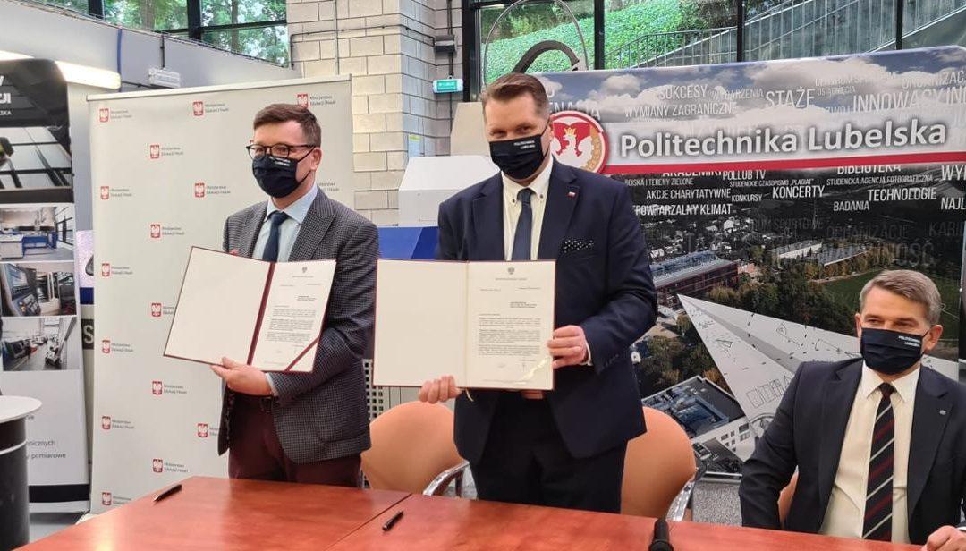 Utworzenie i koordynowanie działalności Polskiej Unii Metrologicznej (PUM)