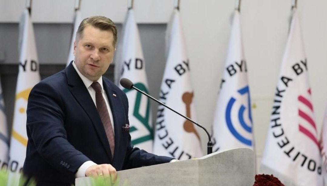 Inauguracja Politechniki Bydgoskiej im. Jana i Jędrzeja Śniadeckich