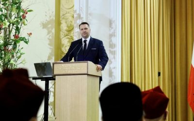 Inauguracja roku akademickiego w Szkole Głównej Gospodarstwa Wiejskiego w Warszawie