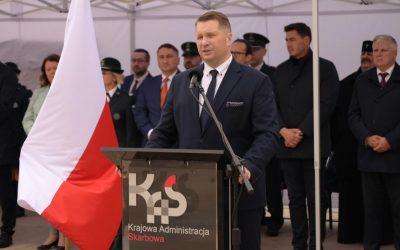 Obchody Dnia Krajowej Administracji Skarbowej w Izbie Administracji Skarbowej w Lublinie