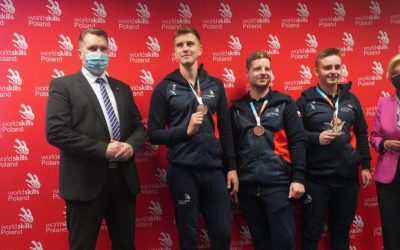 Polacy na medal podczas EuroSkills Graz 2021 – konferencja